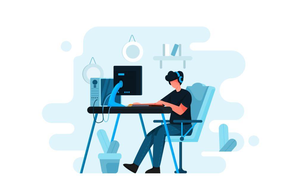 2.    Tecnologia e cyberslacking (da casa)